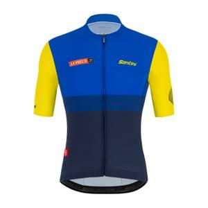 Santini La Vuelta 2021 Galicia Jersey