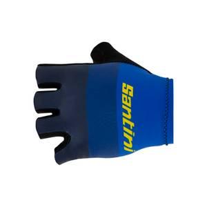 Santini La Vuelta 2021 Galicia Summer Gloves