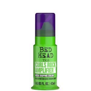 TIGI Bed Head Curls Rock Amplifier Curly Hair Cream Travel Size 43ml