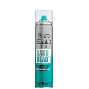 TIGI Bed Head Hard Head Hairspray for Extra Strong Hold 385ml