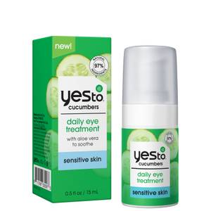 yes to Cucumbers Daily Eye Treatment 15ml