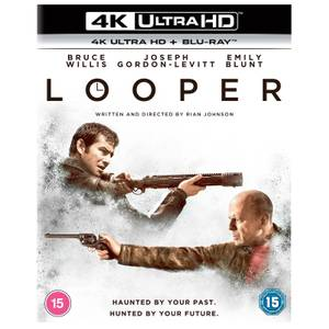 Looper - 4K Ultra HD (Includes Blu-ray)
