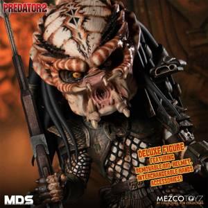 Mezco Predator 2 City Hunter Designer Series Deluxe 6 Inch Action Figure