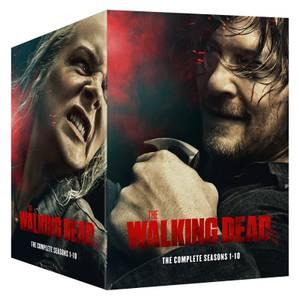 The Walking Dead: The Complete Seasons 1-10 Boxset
