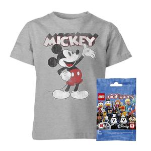 LEGO Disney: Mystery Minifigures & Disney T-Shirt