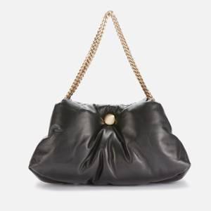 Proenza Schouler Women's Puffy Chain Tobo Bag - Black