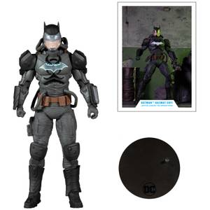 マクファーレン DCマルチバース 7インチ アクションフィギュア - バットマン (ハズマットスーツ)