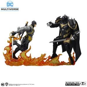 McFarlane DC Multiverse 7 Inch Action Figure 2-Pack - Batman Vs. Azrael