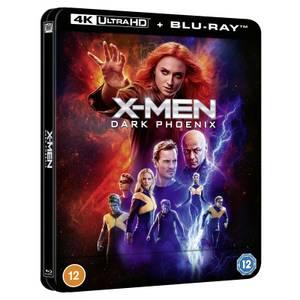 Marvel's X-Men: Dark Phoenix Past 4K UHD Lenticular Steelbook