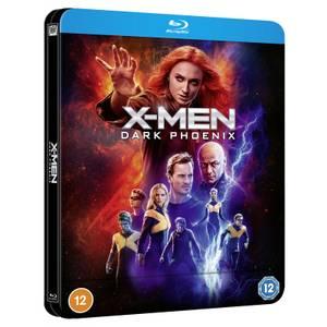 Marvel's X-Men: Dark Phoenix Past Lenticular Steelbook