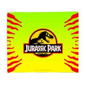 Jurassic Park Gradient Fleece Blanket