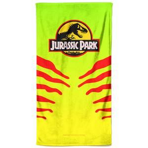 Jurassic Park Gradient Beach Towel