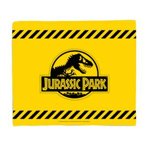 Jurassic Park Tape Bed Throw