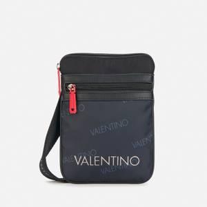 Valentino Bags Men's Cedrus Cross Body Bag - Black