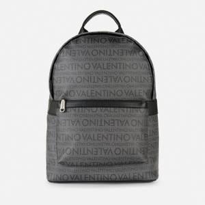 Valentino Bags Men's Futon Backpack - Black/Multi