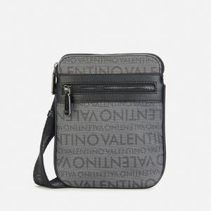 Valentino Bags Men's Futon Cross Body Bag - Black/Multi