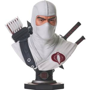 Diamond Select G.I. Joe: A Real American Hero Legends In 3D 1/2 Scale Bust - Storm Shadow