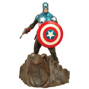 [DO NOT USE] Diamond Select Marvel Select Action Figure - Captain America