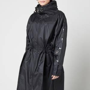 adidas by Stella McCartney Women's Long Parka W.R. Jacket - Black