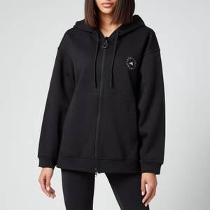 adidas by Stella McCartney Women's Full Zip Hoodie - Black