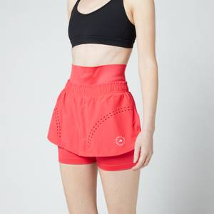 adidas by Stella McCartney Women's Truepurpose Shorts - Actpnk/White