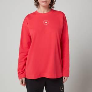 adidas by Stella McCartney Women's Asmc C Ls T-Shirt - Actpnk