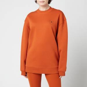 adidas by Stella McCartney Women's Asmc Sc Sweatshirt - Burbri