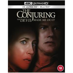 Die Heimsuchung: The Devil Made Me Do It 4K Ultra HD