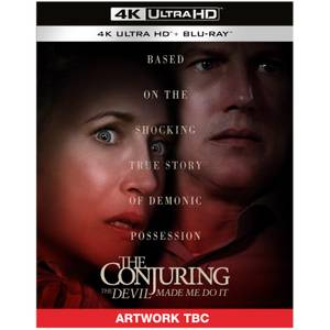 The Conjuring: The Devil Made Me Do It 4K Ultra HD