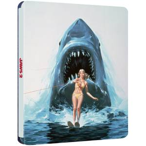 Jaws 2 - Zavvi Exclusive Steelbook