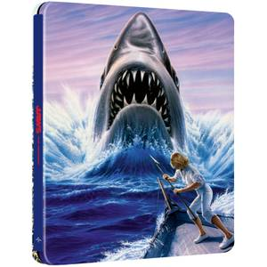 Jaws: The Revenge Zavvi Exclusive Steelbook