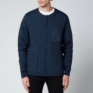 Rains Liner Jacket - Blue
