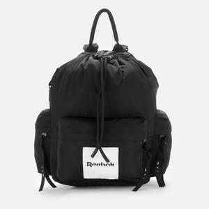 Reebok X Victoria Beckham Women's Rbk Vb Backpack - Black
