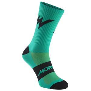 Series Emblem Green Socks