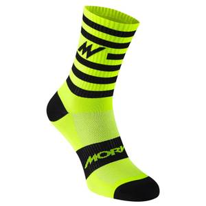 Series Stripe Yellow Socks