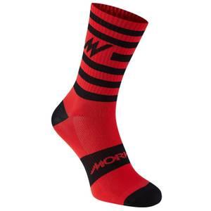 Series Stripe Red Socks