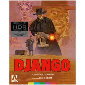 Django - 4K Ultra HD