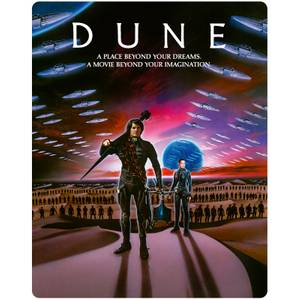 Dune - Limited Edition 4K Ultra HD Steelbook (Includes Blu-ray)