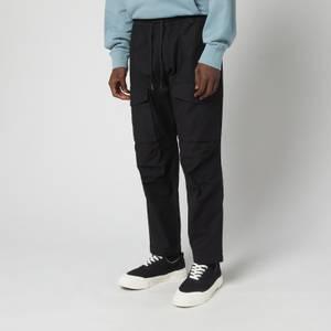 EDWIN Men's Manoeuvre Cargo Trousers - Black