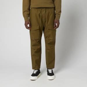 EDWIN Men's Manoeuvre Cargo Trousers - Uniform Green