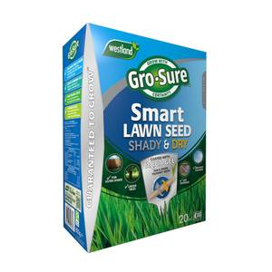 Gro-Sure Smart Seed Tough Areas 20m2