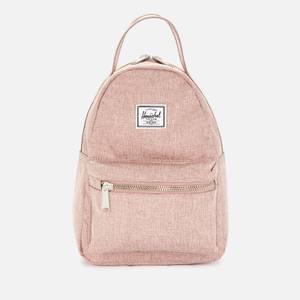 Herschel Supply Co. Men's Nova Mini Backpack - Ash Rose Crosshatch