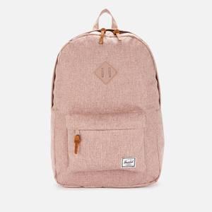 Herschel Supply Co. Men's Heritage Backpack - Ash Rose Crosshatch