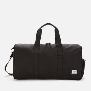 Herschel Supply Co. Men's Novel Mid Volume Duffle Bag - Black Crosshatch