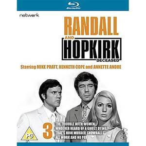 Randall and Hopkirk (Deceased): Volume 3