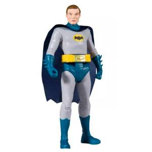 McFarlane DC Retro Classic Batman '66 Batman Unmasked Action Figure NYCC Edition