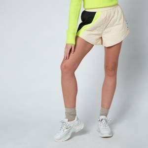 P.E Nation Women's Destroyer Shorts - Ivory