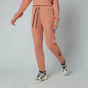 P.E Nation Women's Rebound Trackpants - Coral Mid Crom