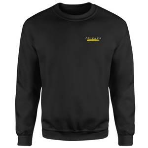 Friends Names Unisex Sweatshirt - Black