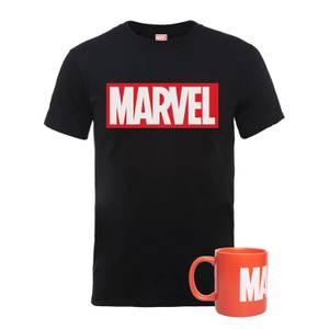 Marvel Mug & T-Shirt Bundle